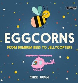 Eggcorns, from bumbum bees to jellycopters