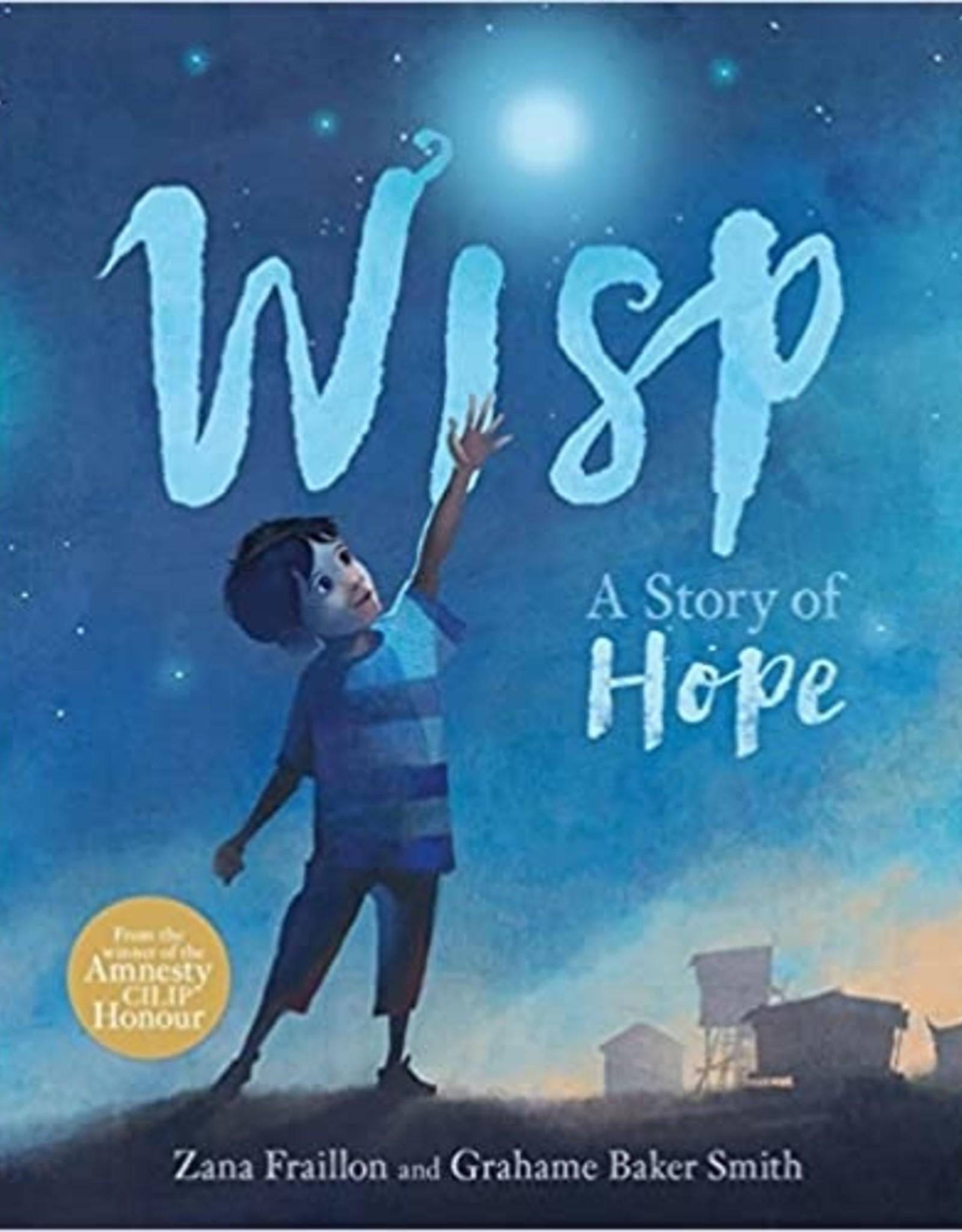 Hachette Children's Wisp: A Story of Hope