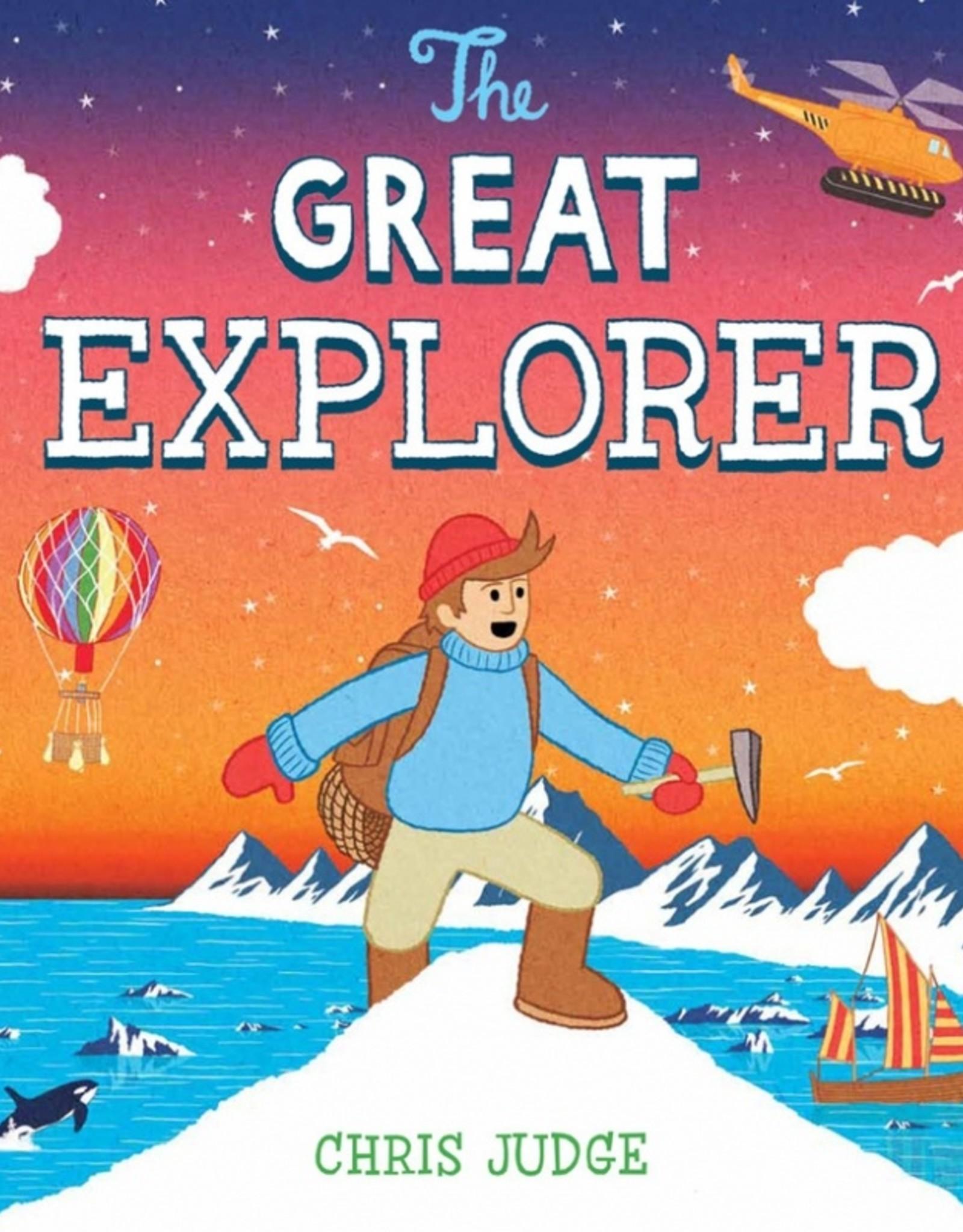 The Great Explorer - Chris Judge