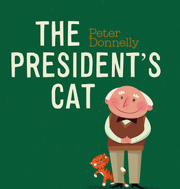 Gill Books The President's Cat Board Book - Peter Donnelly