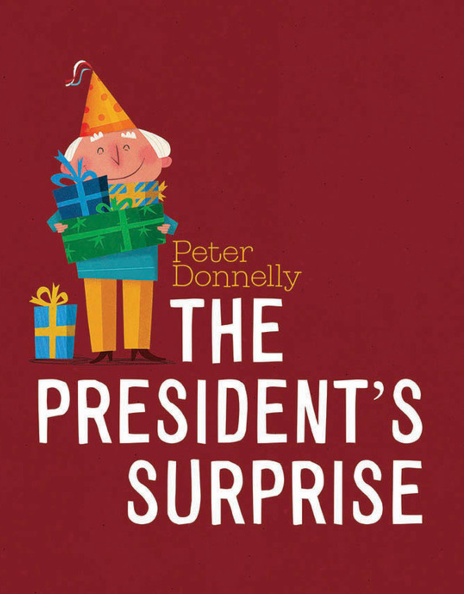 Argosy The President's Surprise (paperback) - Peter Donnelly