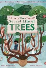 The Secret Life of Trees- Moira Butterfield/Vivian Mineker
