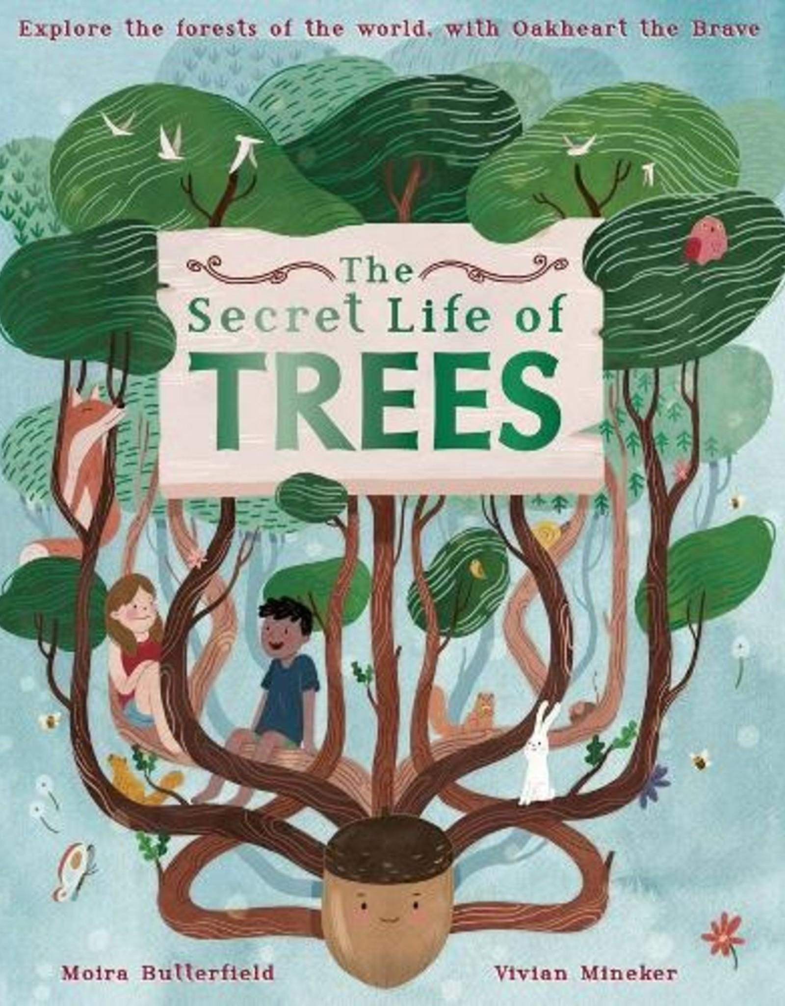 Argosy The Secret Life of Trees- Moira Butterfield/Vivian Mineker