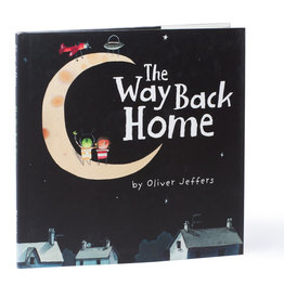 The Way Back Home - Oliver Jeffers