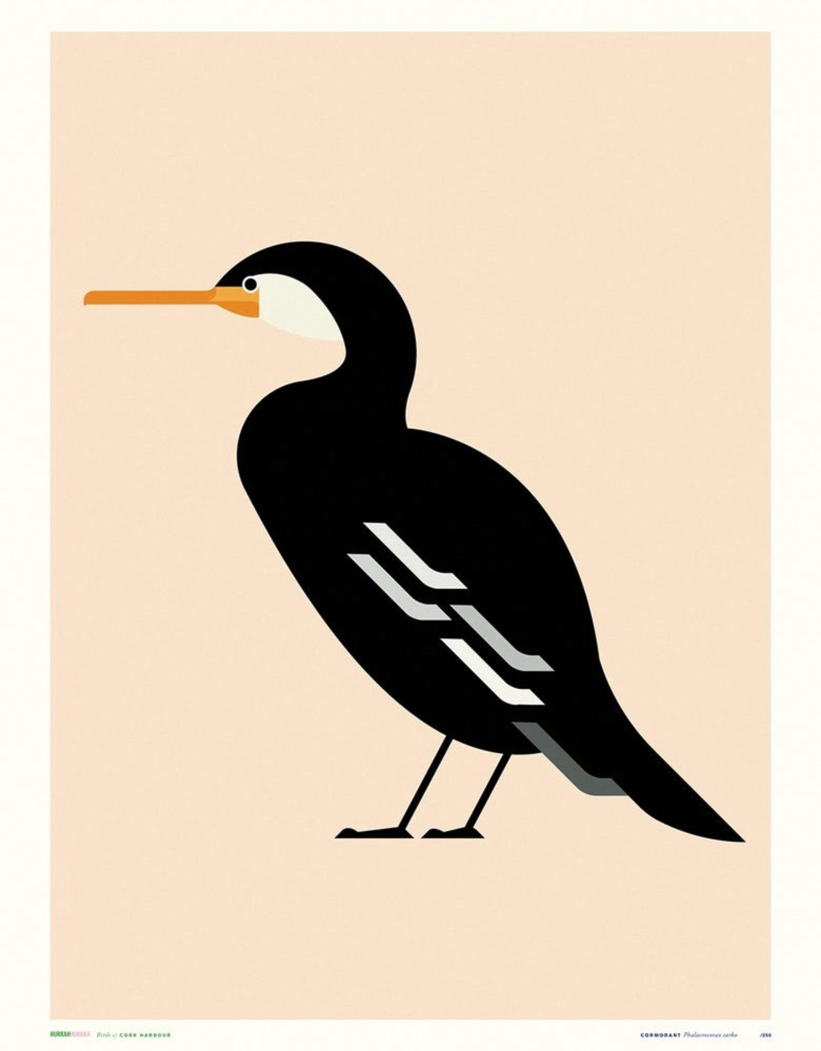 Hurrah Hurrah Hurrah Hurrah Cormorant