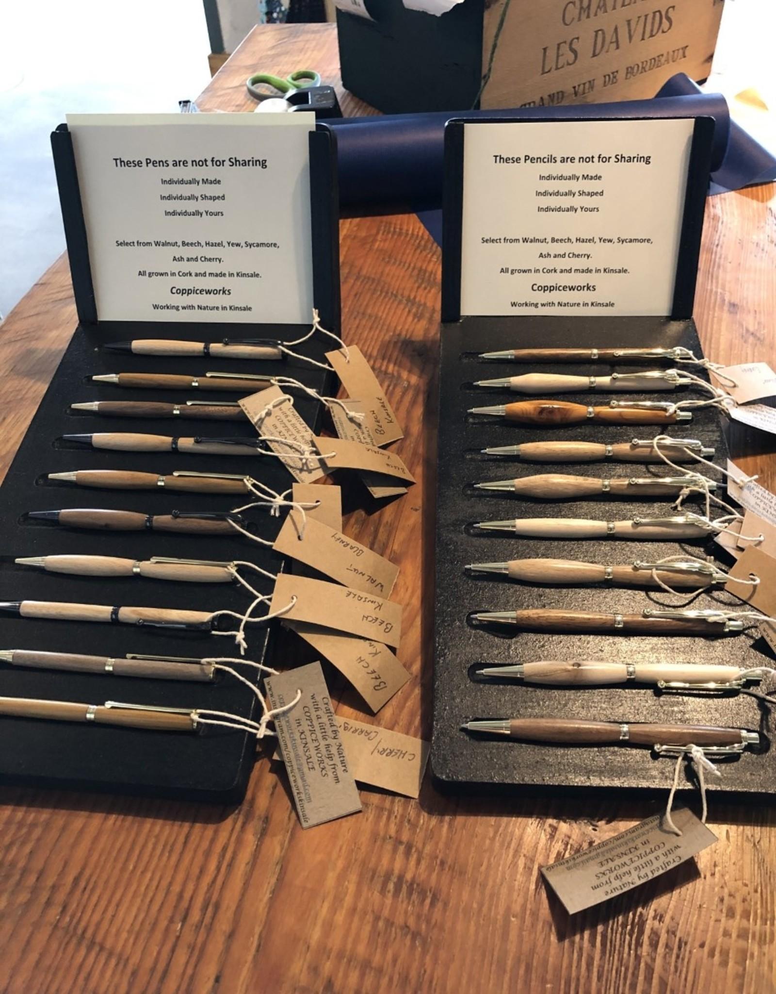Coppiceworks Handmade Pens