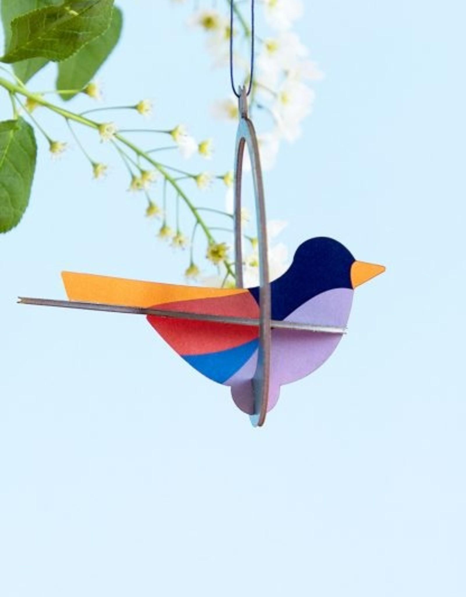 Studioroof Ornament Robin