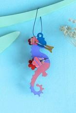 Studioroof Ornament Seahorse
