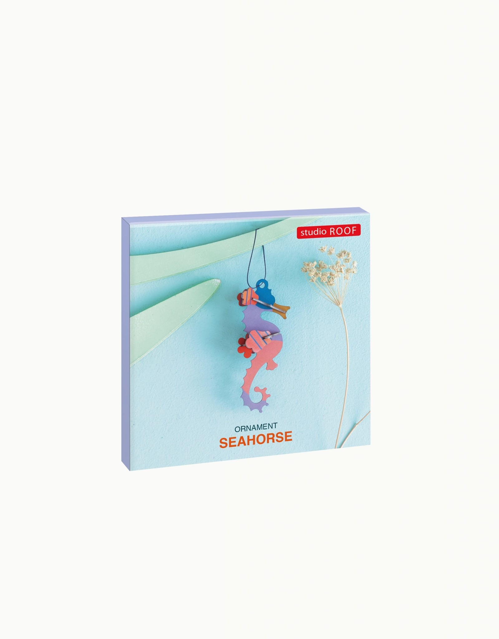 Studioroof Ornaments - Seahorse