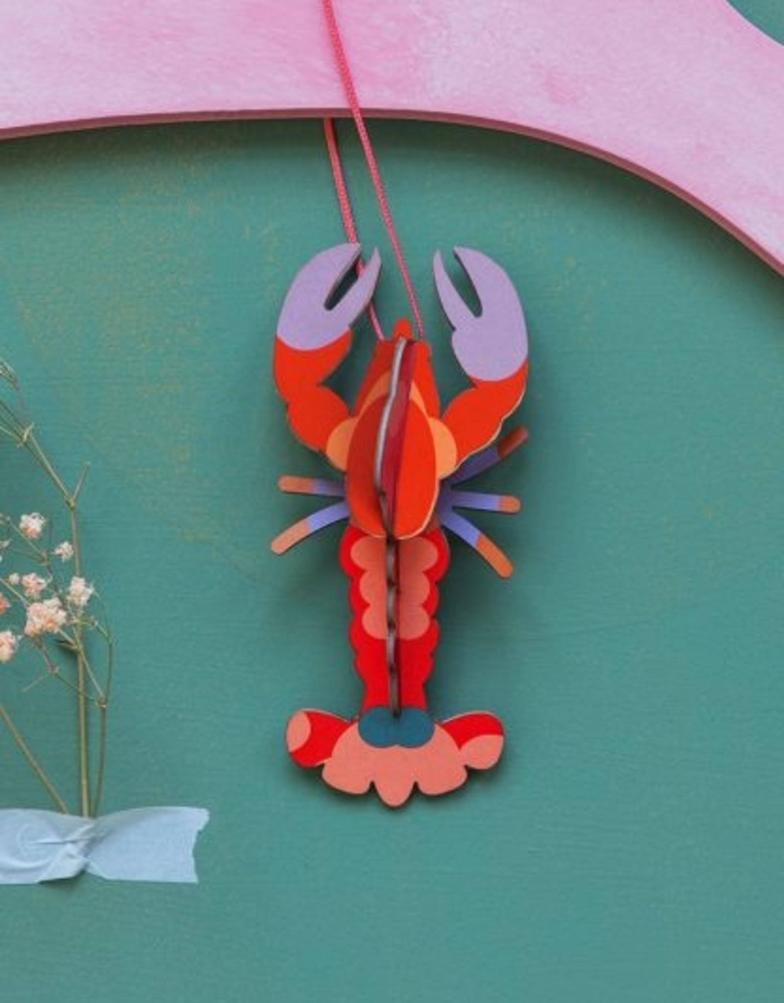 Studioroof Ornaments - Lobster