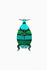 Studioroof Wall Decor Weevil Beetle (small)