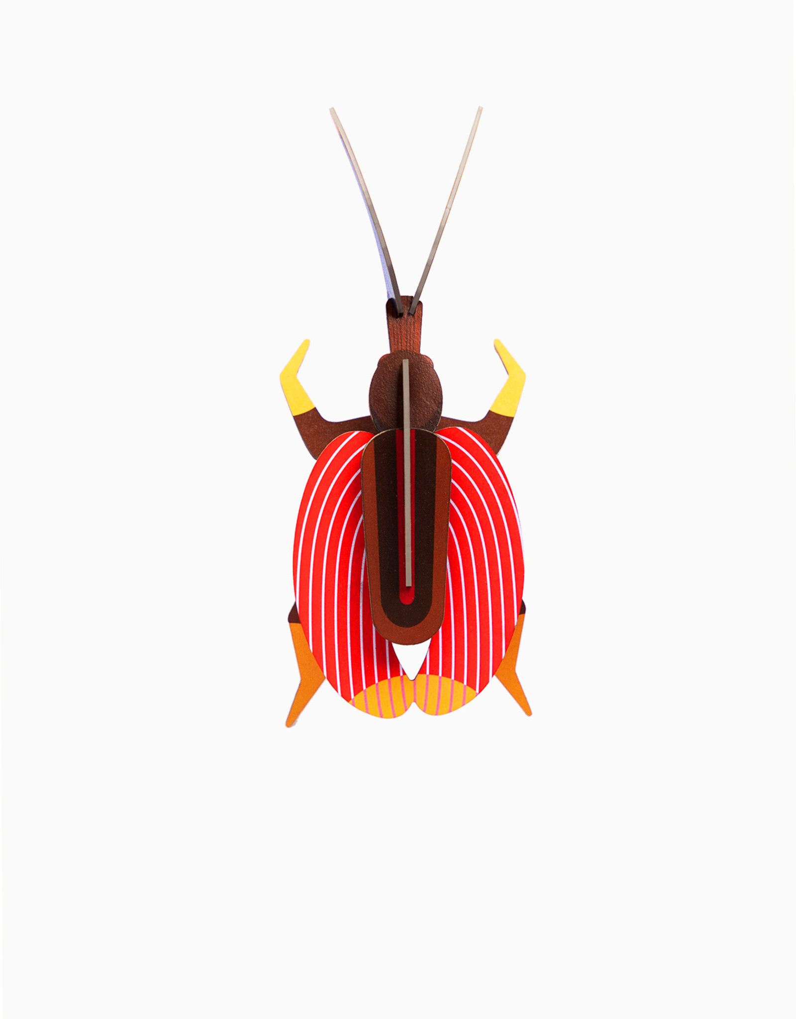 Studioroof Studio Roof Wall Decor Violin Beetle