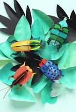 Studioroof Studio Roof Wall Decor Fungus Beetle
