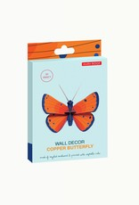 Studioroof Studio Roof Wall Decor, Copper Butterfly