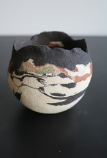 Bernadette Tuite Mizen Head iii (10cm x 10cm)
