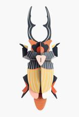 Studioroof Wall Decor Giant Stag Beetle