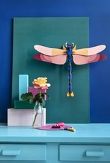 Studioroof Wall Decor Giant Dragonfly