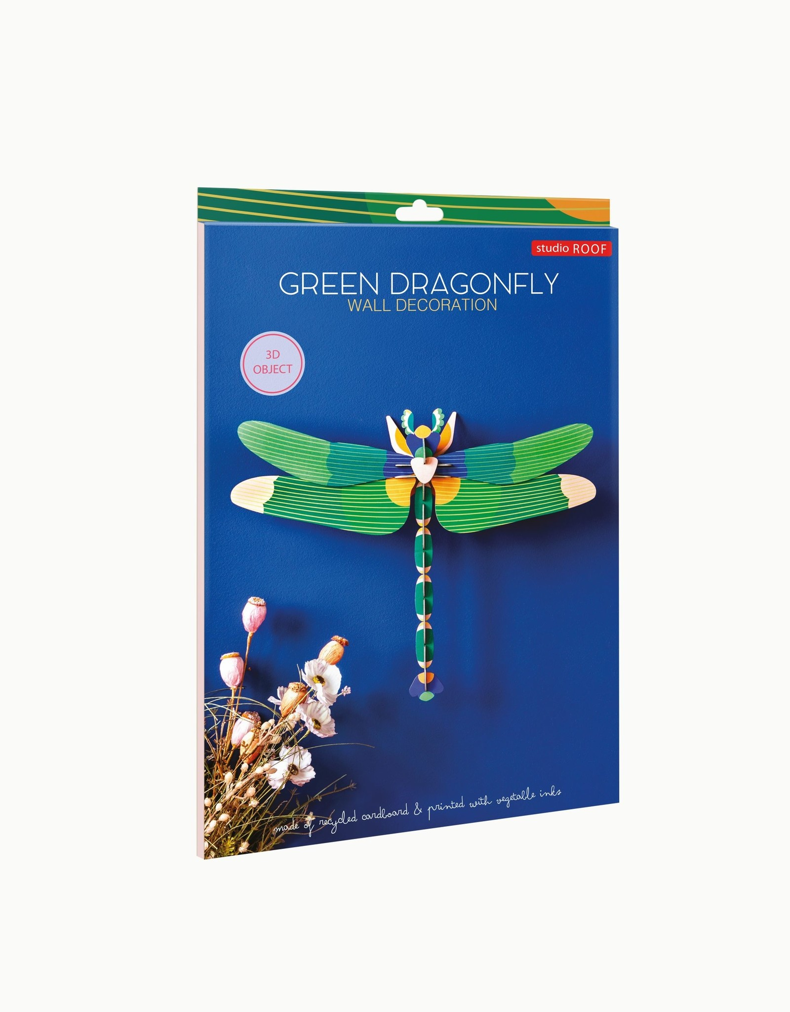 Studioroof Giant dragonfly Green