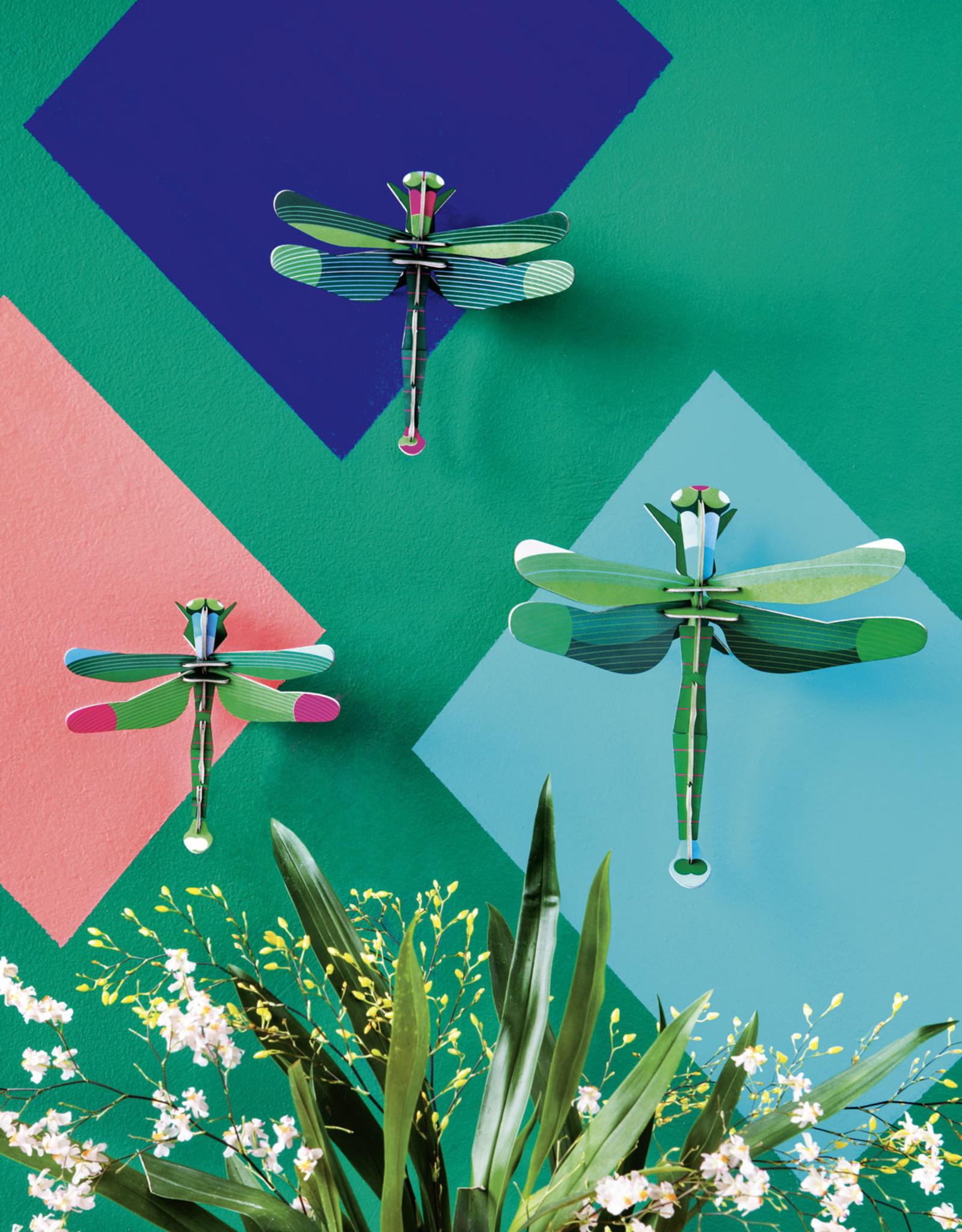 Studioroof Wall Decor Dragonflies (set of 3)