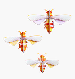 Studioroof Set of 3 Honey Bees
