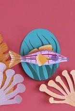Studioroof Big fishes- Longnose Hawkfish