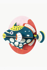 Studioroof Wall Decor Clown Tiggerfish (small)