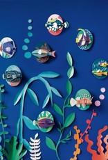 Studioroof Sea animals- Marine Angelfish
