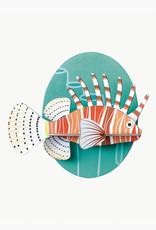 Studioroof Sea animals- Lionfish