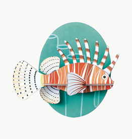 Studioroof Sea animals- Lionfish