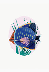 Studioroof Wall Decor Butterfly Fish (small)