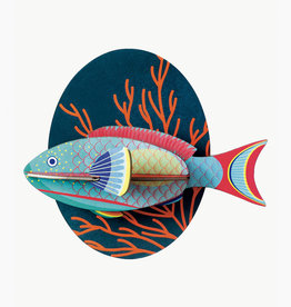 Studioroof Sea animals- Parrot Fish