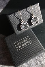 Angela O'Keefe AOK 9 Sphere earrings