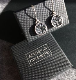 Angela O'Keefe AOK 9 Sphere earrings
