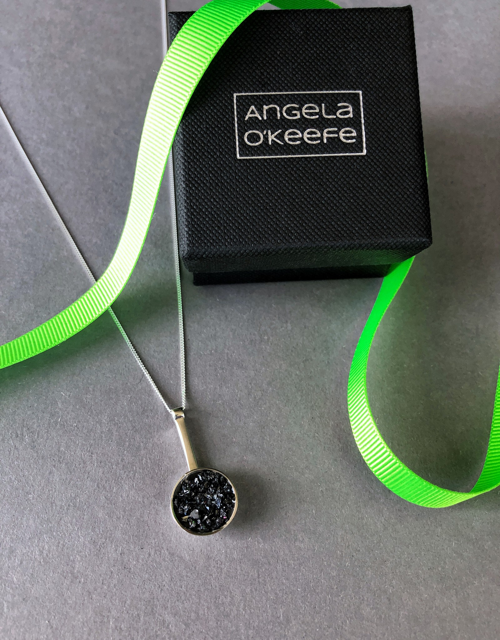 Angela O'Keefe AOK 4 Dome drop pendant