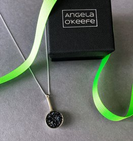 Angela O'Keefe AOK 4 Dome drop pendant