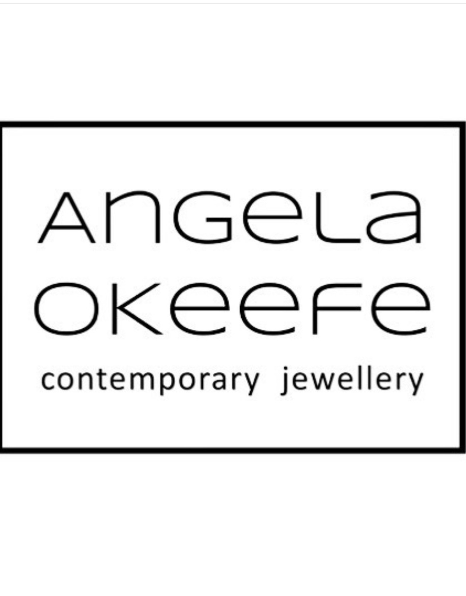 Angela O'Keefe AOK 11 Vertical drop earrings (narrow)