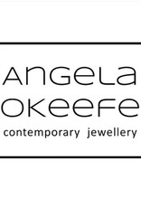 Angela O'Keefe AOK 2 Omega necklace & 40mm pendant