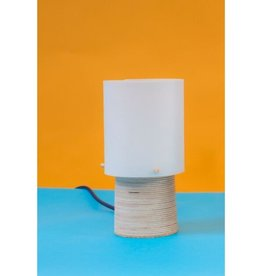 Ned Kaar Small Table Lamp - Hands