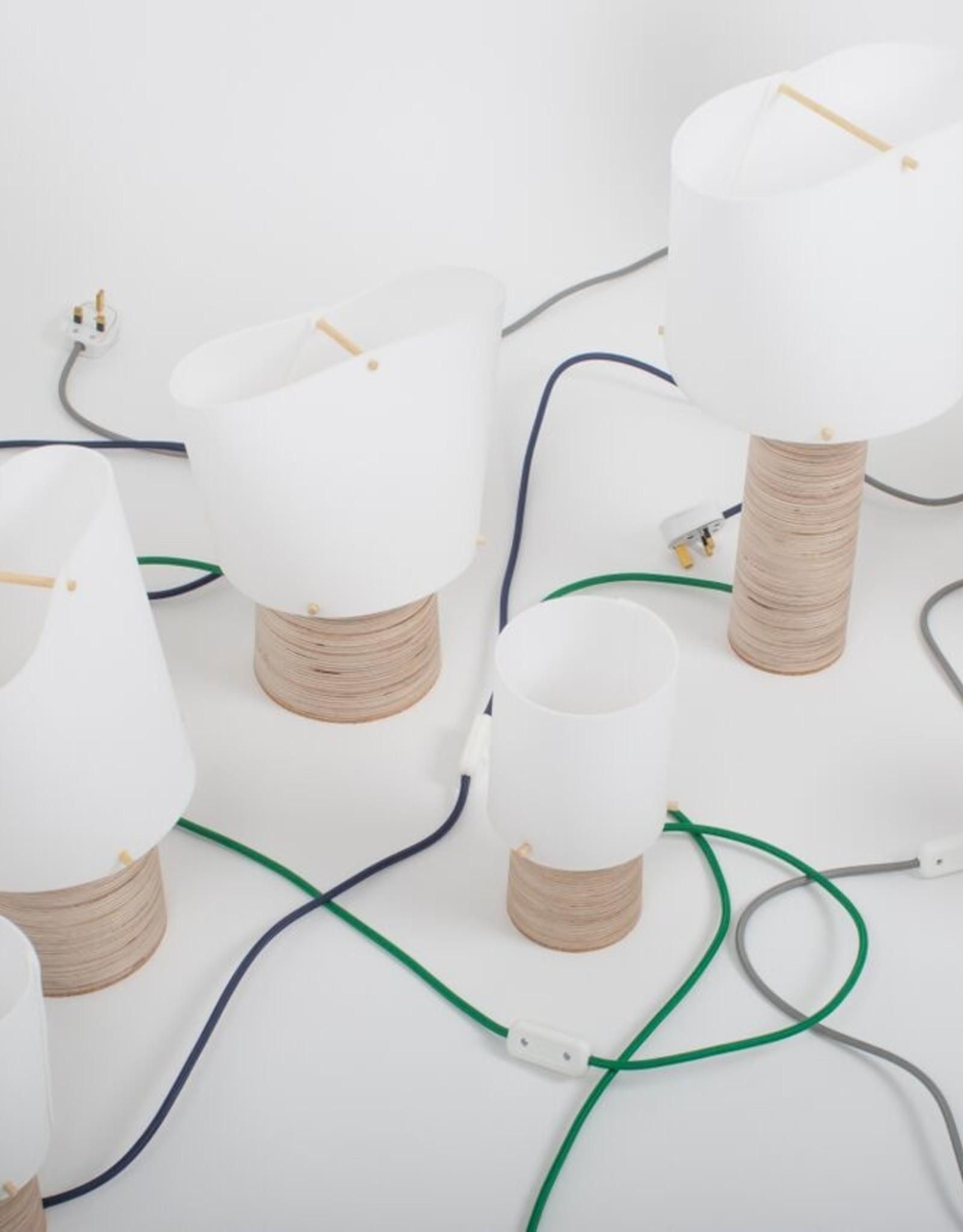 Ned Kaar Small Table Lamp - Hands