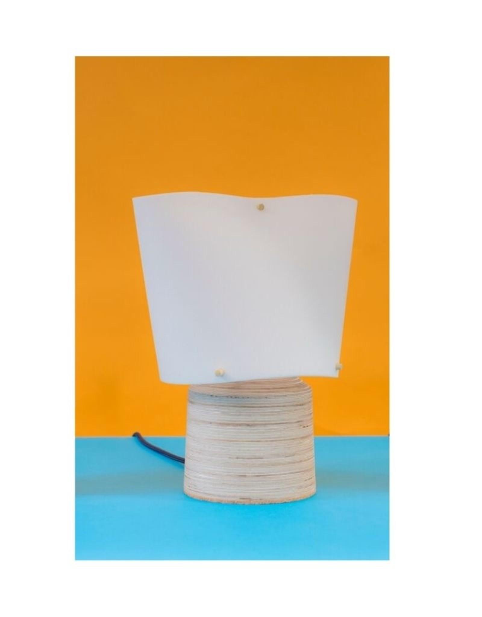 Ned Kaar Medium Table Lamp - Hands