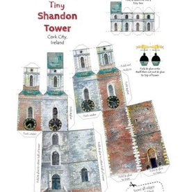 Tiny Ireland Build Your Own Tiny Shandon Tower A5