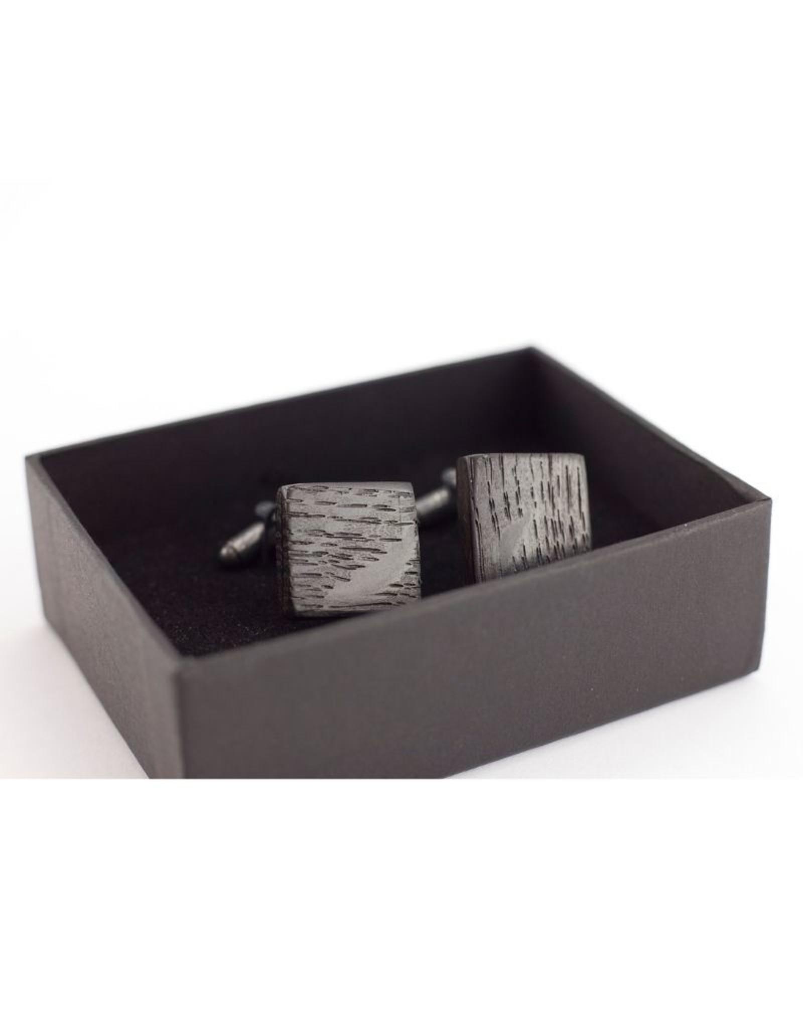 Leko & Leko Jewellery Leko & Leko -Square Cufflinks