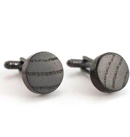 Leko & Leko Jewellery Leko & Leko -Round Cufflinks