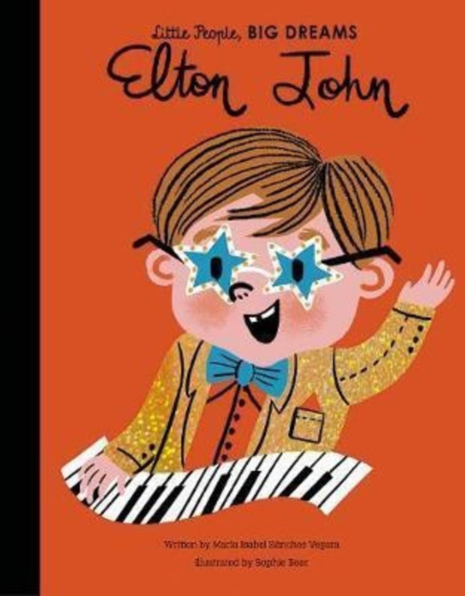Frances Lincoln Elton John