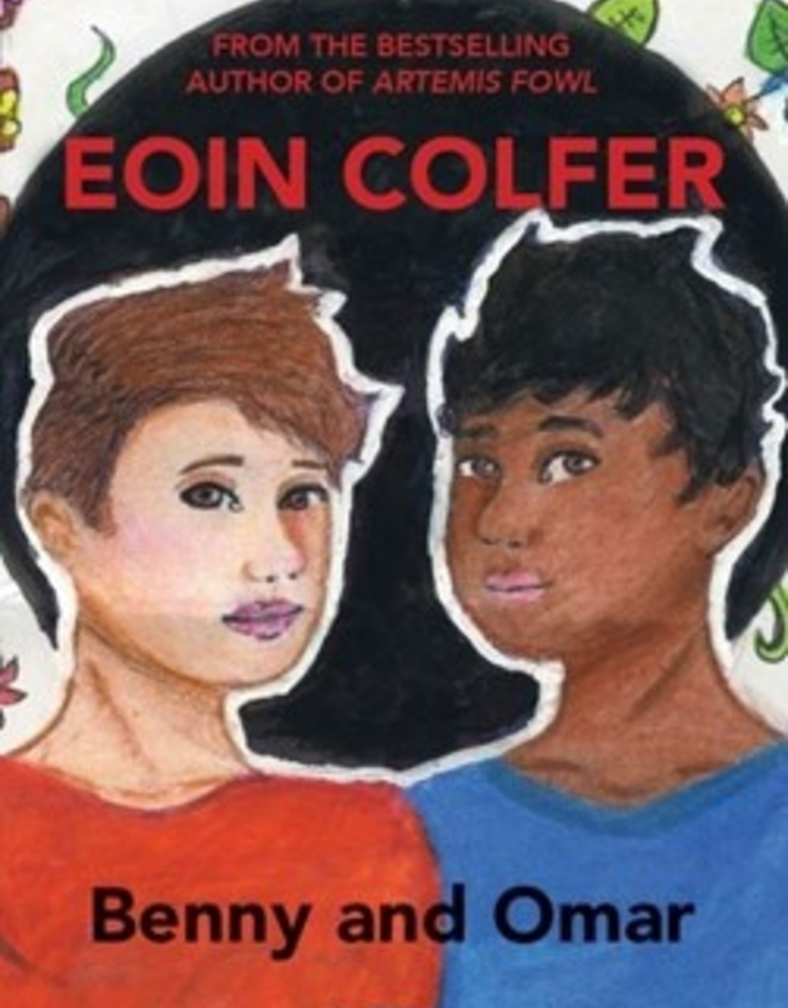 The O'Brien Press Benny and Omar - Eoin Colfer
