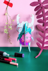Studioroof 3D Eco Toy DIY Stag Beetle