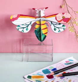 Studioroof 3D Eco Toy DIY Honey Bee