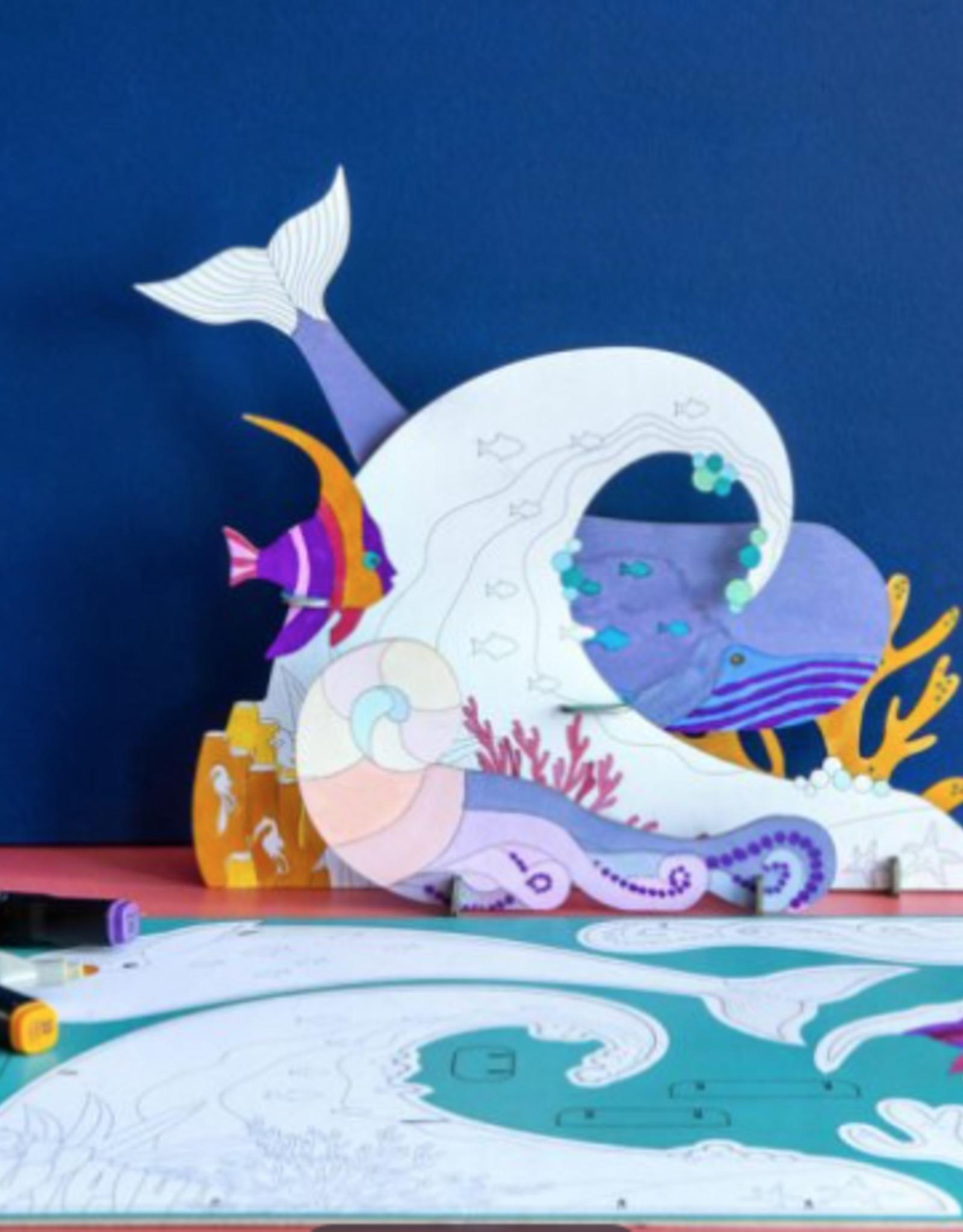 Studioroof 3D Eco Toy Ocean Story