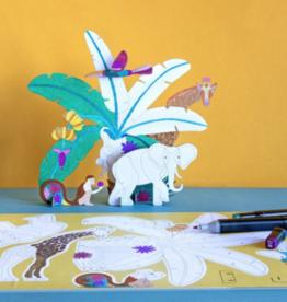 Studioroof 3D Eco Toy Jungle Story