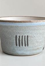 Magda Bethani MBC/BLBL Large bowl blue with lines